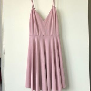 Kimchi Blue gorgeous rose colored dress. Sz M. NWT